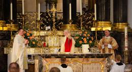 Das eigene Leben in den Dienst von Christi Barmherzigkeit stellen