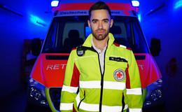 Arbeiten in der Großstadt? Notfallsanitäter Marius Zimmer bleibt im Vogelsberg