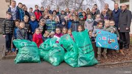43 Jahre Osterputz im Landkreis Fulda: Umweltbewusstsein von klein auf