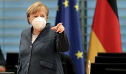 Kanzlerin Angela Merkel will Lockdown wohl verlängern - Öffnungs-Fahrplan?
