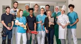 Klinikum Fulda auf der Bildungsmesse: Wir bieten Perspektiven!