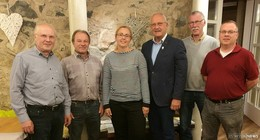 Jahreshauptversammlung des Vereins für Tourismus