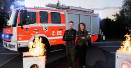 Die Angst vor einem Feuer: Studenten-Paar entwickelt Branderkennungssystem
