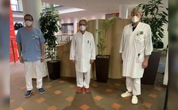 Krankenhaus Eichhof fährt medizinische Versorgung wieder hoch