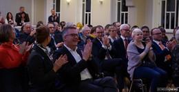 Festliche Eröffnung der Adolf-Spieß-Halle mit Ehrengästen