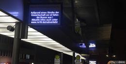Busfahrer und Arbeitgeber gehen nächste Woche in Schlichtung