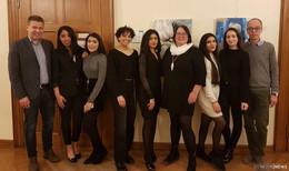 "Kunst verbindet Kulturen: Integrations-Projekt ""Hier&Jetzt 2019"""