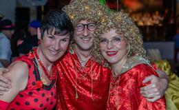 Foaset-Party der FKG begeistert mit fantasievollen Kostümen und toller Musik