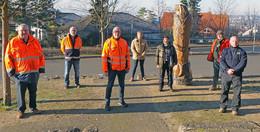 Bombensuche beginnt: Startschuss der Sondierung am Rauschenberg