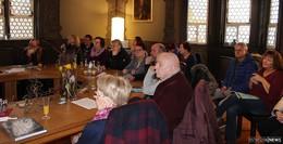 50 Neubürger im Rathaus empfangen: Es wird gut angenommen