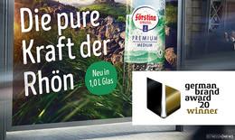 Mit Herz für die Region: Förstina gewinnt den German Brand Award 2020