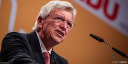 Parteitag der Hessen-CDU: Volker Bouffier will das Dutzend vollmachen