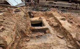 Fundgrube für Archäologen: Alter Gerberkanal in der Löherstraße freigelegt