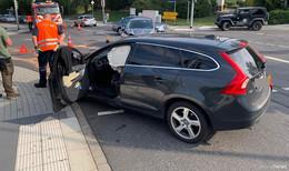 Verkehrsunfall in Edelzell: Keine Verletzten