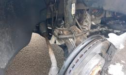 Feuerwehr muss Katze aus Motorraum eines Autos befreien