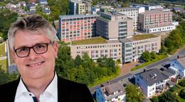 Paukenschlag am Klinikum: Geschäftsführer Dr. Tobias Hermann will gehen