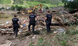 Belastende Suche nach vermissten Personen in NRW