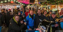 Hessischer Rundfunk mit großer Herausforderung auf dem Weihnachtsmarkt