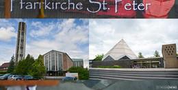 St. Peter Petersberg und St. Paulus Fulda gründen neue Pfarrei St. Lioba
