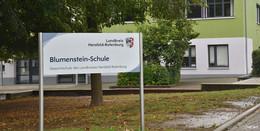 Jahrgangsstufe neun und Lehrerschaft der Blumensteinschule in Quarantäne
