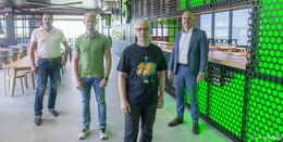 Auftraggeber zufrieden: Würden das Projekt wieder mit R+S Group realisieren