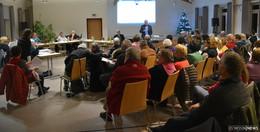 Kontroverse Diskussionen in Gläserzell um Anruf-Sammel-Taxen