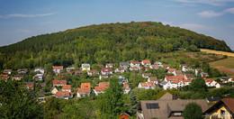 Trotz Bomben und kranker Bäume - gesperrter Rauschenberg gut besucht