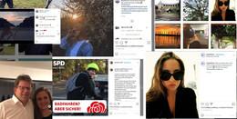 Ob Rhoenhirsch oder Fashionista- (Angehende) Politiker auf Instagram
