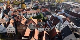 Verkehrsregelung beim Hessentag: Ohne Genehmigung ist die Innenstadt tabu