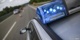 Nach Kollision auf der Autobahn unerlaubt vom Unfallort entfernt