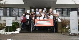 Streik an den Main-Kinzig-Kliniken: Bundesweite Protestaktion für mehr Personal