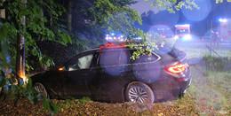 Gleich zwei Unfälle auf A 7: mehrere Personen verletzt