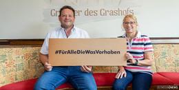 #FürAlleDieWasVorhaben: Landhotel Grashof freut sich über Kundenbindung