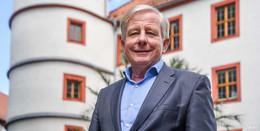 Bürgermeister Dieter Kolb: Wir sind nicht auf der Insel der Glückseligen