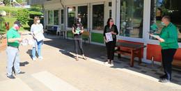 Schulwegtraining in Kindergärtenfallen Corona zum Opfer