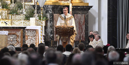 Bischof Gerber beging Priestertag unter Corona-Bedingungen