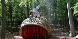 Einzigartiger Bibelpark: wo Lernen für Kinder zum Vergnügen wird