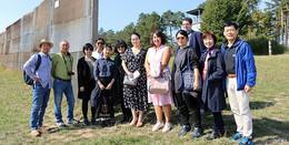 Zum Tag der Deutschen Einheit: Koreaner filmen in Gedenkstätte Point Alpha