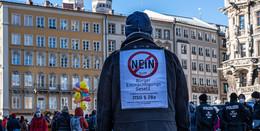 1.000 Teilnehmer angekündigt: Querdenker-Demo abgesagt