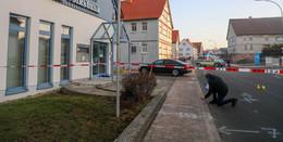 Drei junge Männer wegen Automatensprengung in Lauterbach angeklagt