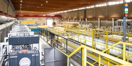 Investition in die Zukunft: Pfeifer verdoppelt CLT-Kapazitäten in Schlitz