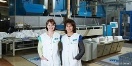 Wäscherei Diener (1): Hohe Bereitschaft und Flexibilität wichtig in unserem Handwerk