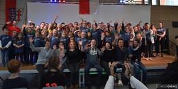 85 junge Schauspieler und Sänger präsentieren Die Vitalisnacht