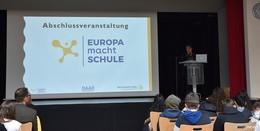 Studierende der Hochschule bringen Europa direkt ins Klassenzimmer