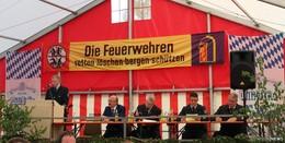 37. Stadtfeuerwehrtag in Herolz: Ihr seid eine klasse Truppe