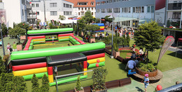 Großes Sommerfest beim Bildungsunternehmen Dr. Jordan