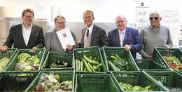 Ehrenamt, Akquise und Hilfe: Fuldaer Tafel erhält finanzielle Unterstützung