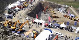 Steinexpo 2020: Die Vorbereitungen laufen schon auf Hochtouren