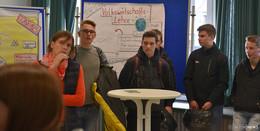 Pilotprojekte und vieles mehr: Tag der offenen Tür in der Konrad-Zuse-Schule