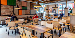 Burger King in Kaiserwiesen eröffnet: Kunden wollen Qualität und Atmosphäre